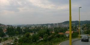 Die Stadt Tuzla