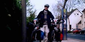 Radreise für einen guten Zweck