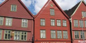 Weltkulturerbe in Bergen