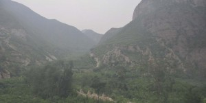 Chinesisches Gebirge