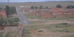 Dorf zwischen Peking und der Mongolei