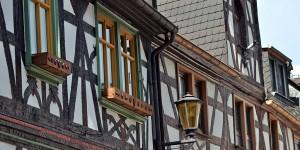 Fachwerk in Braubach