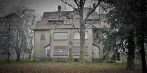 Geisterhaus in Duisburg