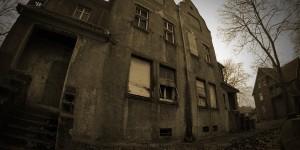 Geisterhäuser