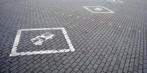 Markierung für Wohnmobile