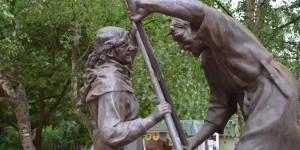 Robin Hood und Bruder Tuck