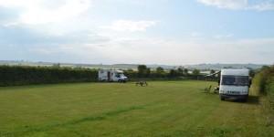Camping auf dem Bauernhof