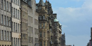 Architektur in Edinburgh