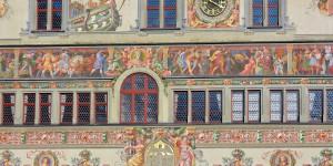 Südfassade vom Rathaus