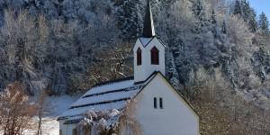 Kapelle in Oberstaufen