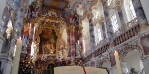 Altar der Wieskirche