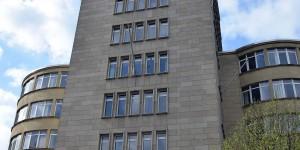 Deutschlandhaus in der Essener Innenstadt