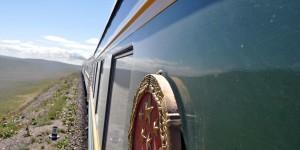 Mit dem Zug durch die Mongolei geht auch