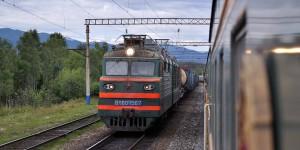 Mit dem Zug durch Russland