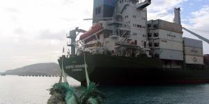 Mit dem Frachtschiff in der Karibik