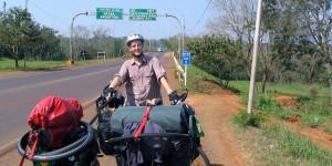 Radreise durch Südamerika