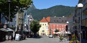Marktplatz in Kufstein