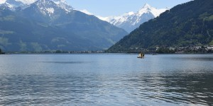 Alpenblick in Zell am See