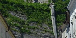 Gasse in Salzburg
