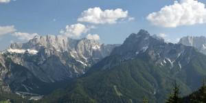 Wanderung zum Dreiländereck