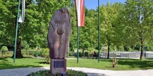 Geografischer Mittelpunkt Österreichs