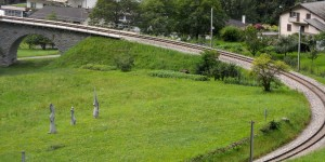 Kreisrunder Viadukt