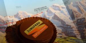 Schokolade vom Jungfraujoch