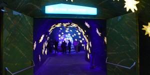 Tunnel am Jungfraujoch