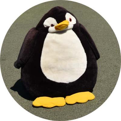 Wo ist der Pinguin?