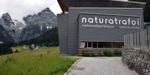 Naturparkzentrum naturatrafoi