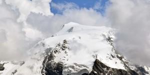 Der Ortler ist 3905 Meter hoch