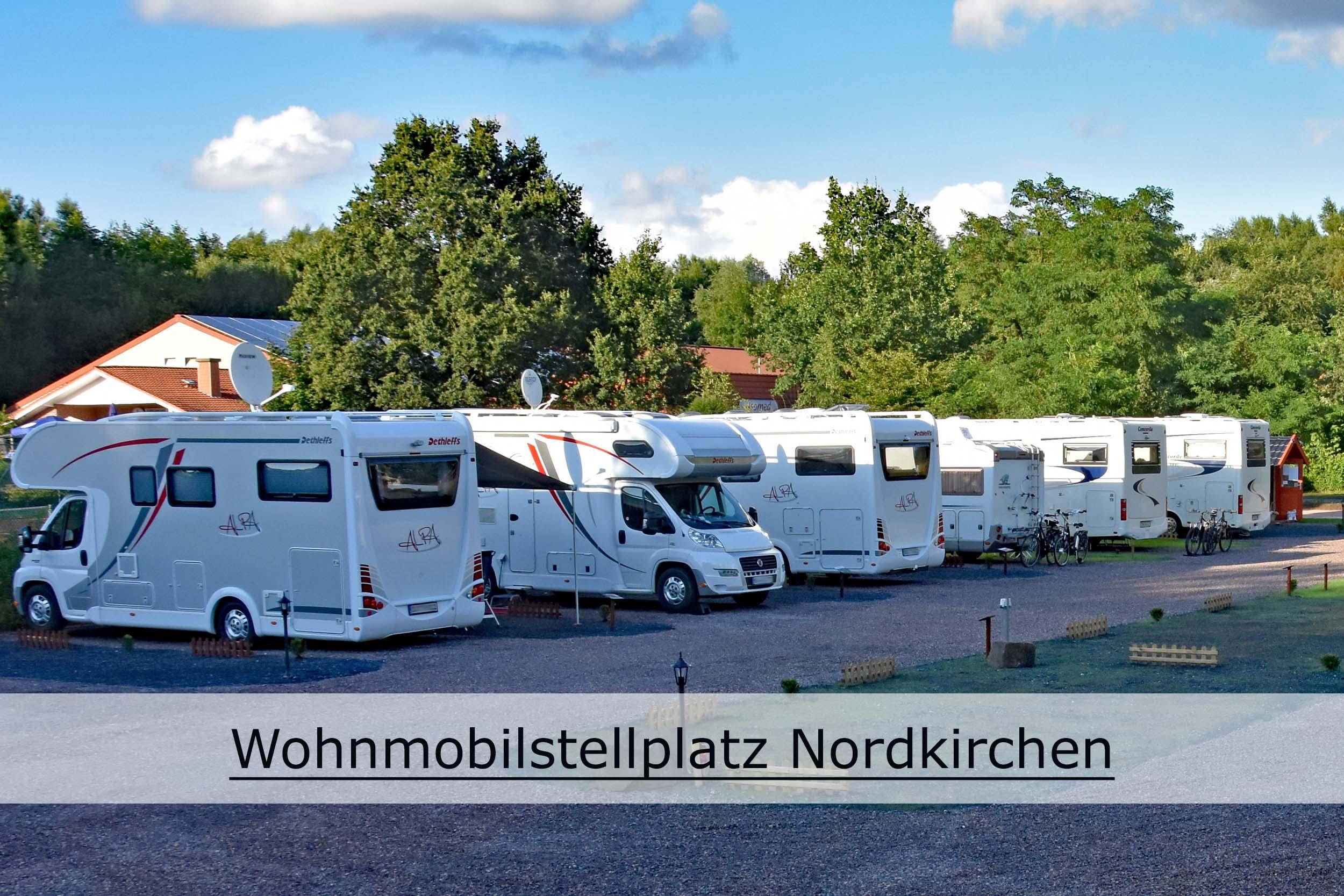 Wohnmobilstellplatz Nordkirchen