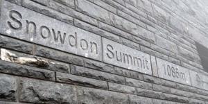 Snowdon im Snowdonia-Nationalpark