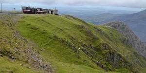 Snowdon-Zahnradbahn