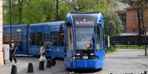 Krakauer Straßenbahn