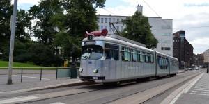 Straßenbahn in Helsinki