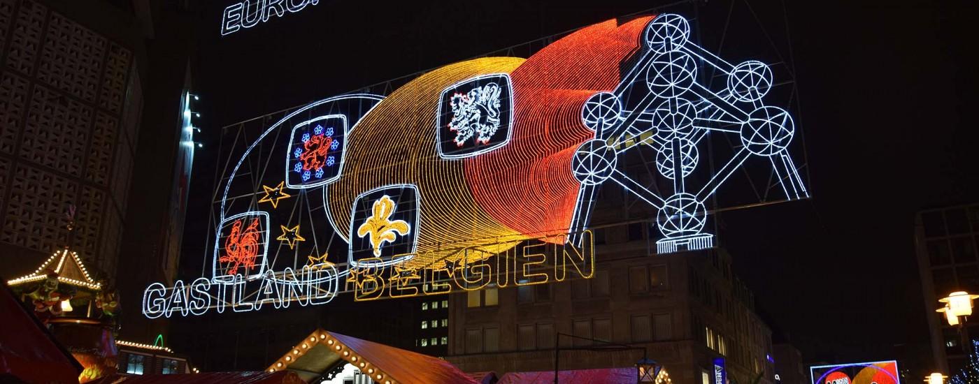 Gastland Belgien