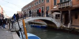 Murano Ponte Santa Chiara