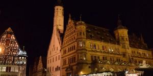 Rathaus von Rothenburg