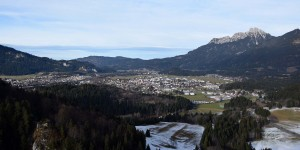 Blick über Tirol