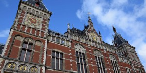 Hauptbahnhof von Amsterdam
