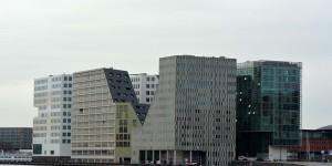 Architektur in der Stadt