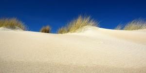 Unberührte Dünenlandschaft