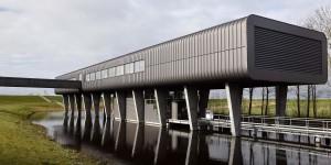 Besucherzentrum am Woudagemaal