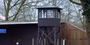 Wachturm am Kamp Amersfoort