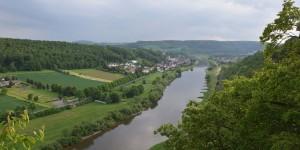 Wohnmobiltour durch das Weserbergland