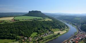 Reise in das Elbsandsteingebirge