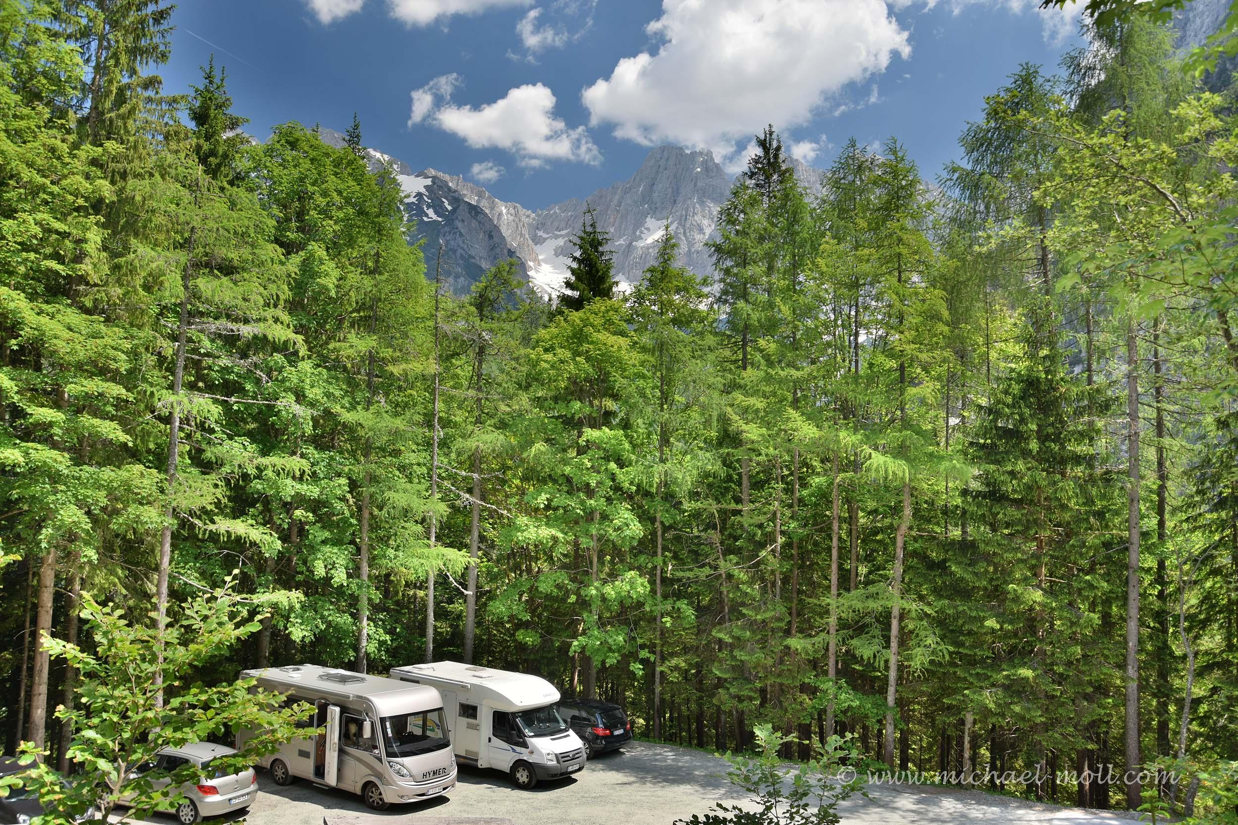 Mit dem Wohnmobil durch Slowenien