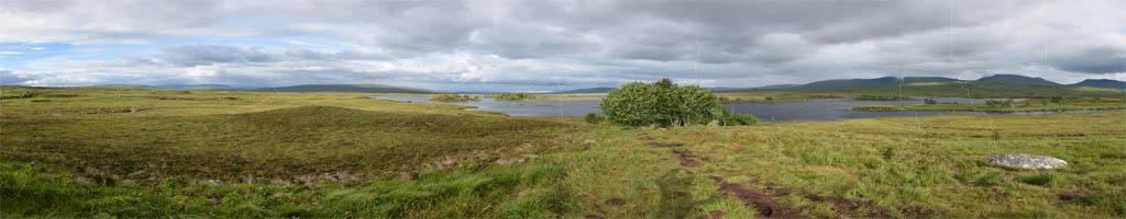 Panorama am Rannoch Moor (8 MB, 16391x5411)