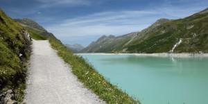 Wanderung um den Silvretta-Stausee